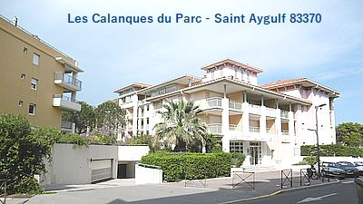 Saint Aygulf, le Grand parc, les Calanques du Parc, 3 chambres, piscine, garage, particulier