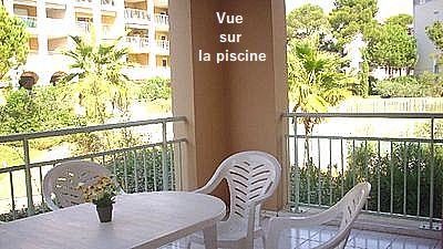 Saint Aygulf, Fréjus 83, Var, 3 chambres, 6 couchages, garage, piscine, proche plages, particuliers