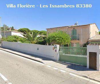 Les Issambres 83380, villa 4/8 couchages, piscine, internet wifi, climatisation, proche plage des Issambres, meublé tourisme 3 étoiles