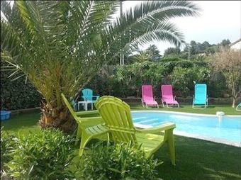 les Issambres, 83380, 2 chambres, 4 couchages, piscine, internet wifi, Roquebrune sur Argens, Meublé tourisme 3 étoiles