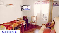 Location Saint Aygulf 83370 bord de mer 1 chambre 4 couchages proche plage Galiote