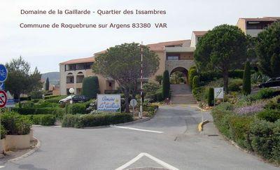 Location studio Saint Aygulf 83370, 3 couchages, garage, internet, centre ville, 300m des plages, particuliers