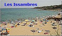 Location les Issambres plage de la gaillarde 83380