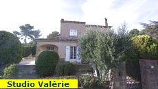 Location studio dans villa particuliers Saint Aygulf 83 Var