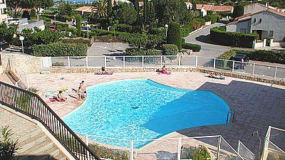 Les Issambres 83380, domaine de la Gaillarde, 2 chambres, 6 couchages, 2 piscines, plage de la Gaillarde, loueur particulier