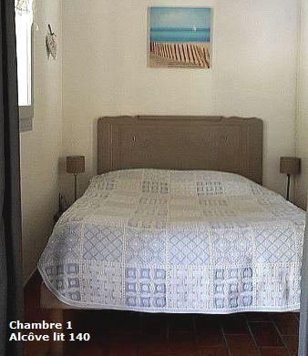 Sainte Maxime, la Nartelle, le Soleil d'Or 1, 6 couchages, climatisé, internet illimité, avec jardin