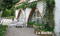 Location Fréjus Saint Aygulf 83370 2 chambres proche plage galiote au calme