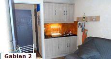 Location Résidence Lou Gabian Saint Aygulf 83370 4 couchages 1 chambre box pour remorque